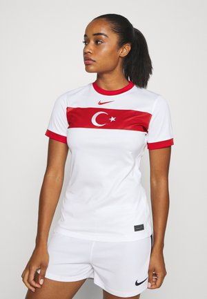TÜRKEI - National team wear - white/sport red