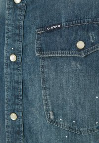G-Star - SLIM SHIRT  - Košile - blue denim - 2