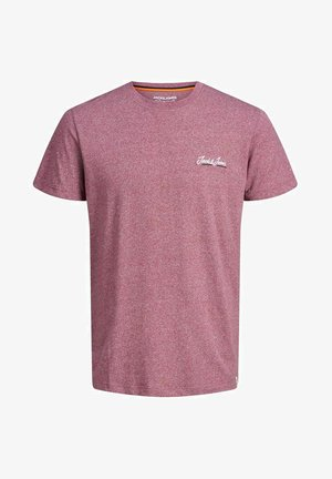 Basic T-shirt - hawthorn rose