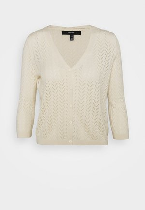 VMCADDIE BUTTON CARDIGAN - Cardigan - birch