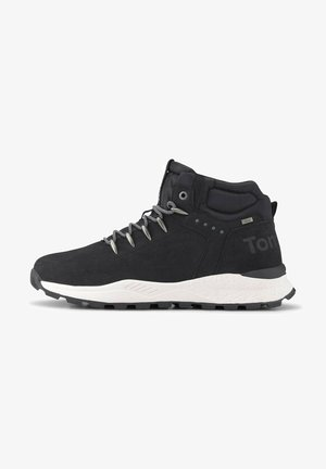 HOHE - High-top trainers - black