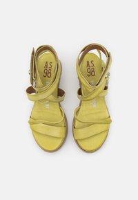 A.S.98 - Platform sandals - zen - 5