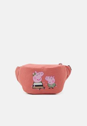 NMFPEPPAPIG MASHA BUMBAG UNISEX - Bum bag - pink