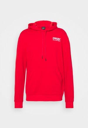FREERIDE HOODIE - Sweatshirt - red line