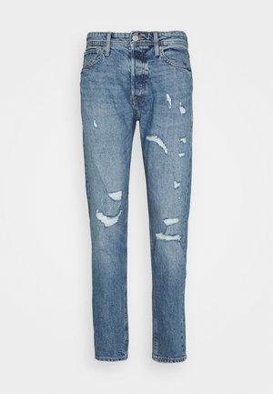 JJIFRED JJORIGINAL - Slim fit -farkut - blue denim