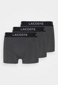 Lacoste - 3 PACK - Underkläder - grey - 3
