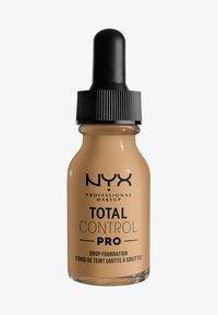 Nyx Professional Makeup - TOTAL CONTROL PRO DROP FOUNDATION - Foundation - beige - 0