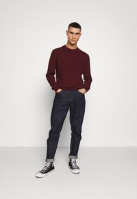 Calvin Klein Tailored - Jumper - red - 1