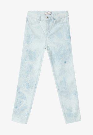 ANKLE SKINNY  - Jeans Skinny Fit - light blue denim