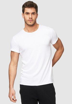 HUGON - Basic T-shirt - white