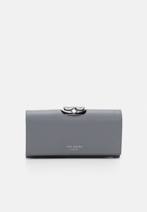 TEARDROP CRYSTAL BOBBLE MATINEE - Wallet - grey