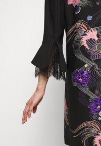 Alberta Ferretti - ABITO - Day dress - black - 8