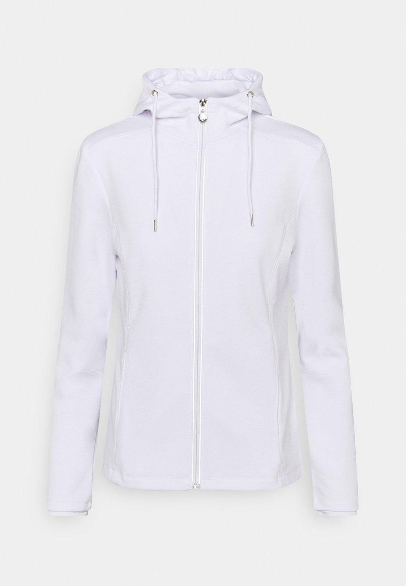 Limited Sports - JARLA - Mikina na zip - white