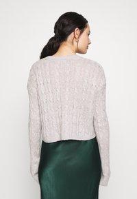 New Look - BASIC - Jersey de punto - light grey - 2