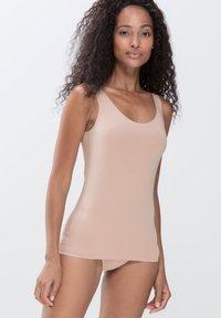 mey - Undershirt - cream tan - 0