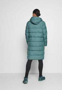 Jack Wolfskin - CRYSTAL PALACE COAT - Down coat - north atlantic - 2