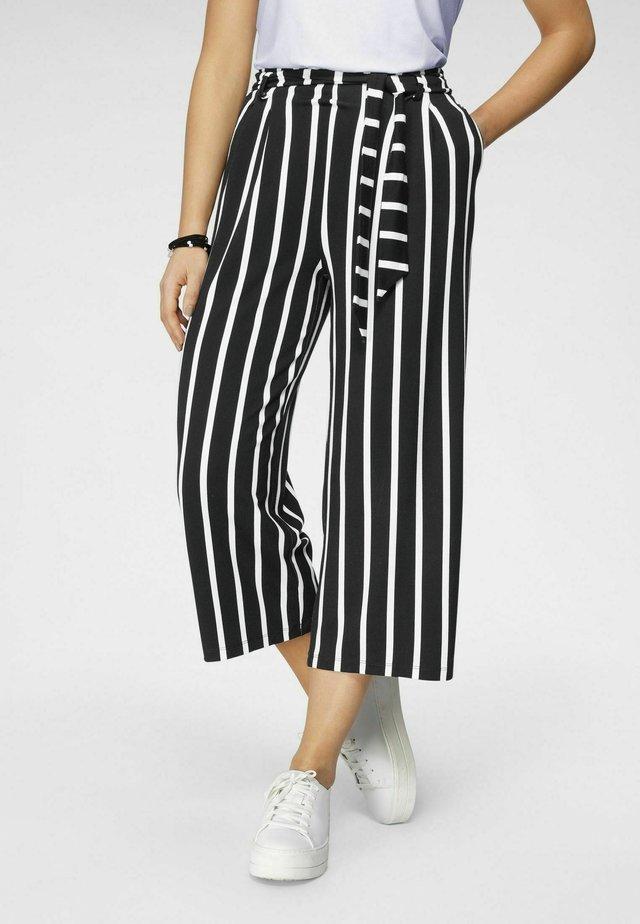 Pantalon classique - streifen