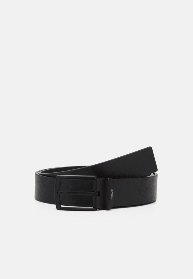 KIT BELT LOGO PASSANTE SET - Belt - black