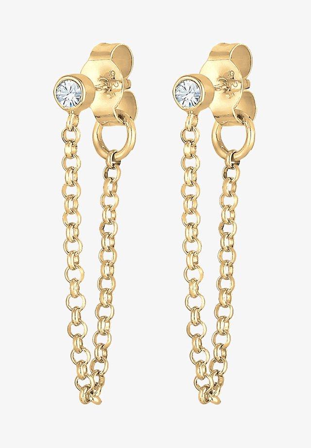 TREND GEO - Boucles d'oreilles - gold-coloured