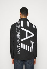 EA7 Emporio Armani - Summer jacket - black - 3