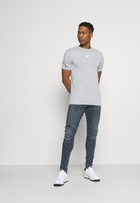 G-Star - 5620 3D ZIP KNEE SKINNY - Jeans Skinny Fit - elto novo superstretch/worn in smokey night - 1