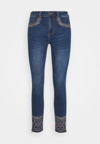 Desigual - ROUS - Slim fit jeans - blue denim - 5