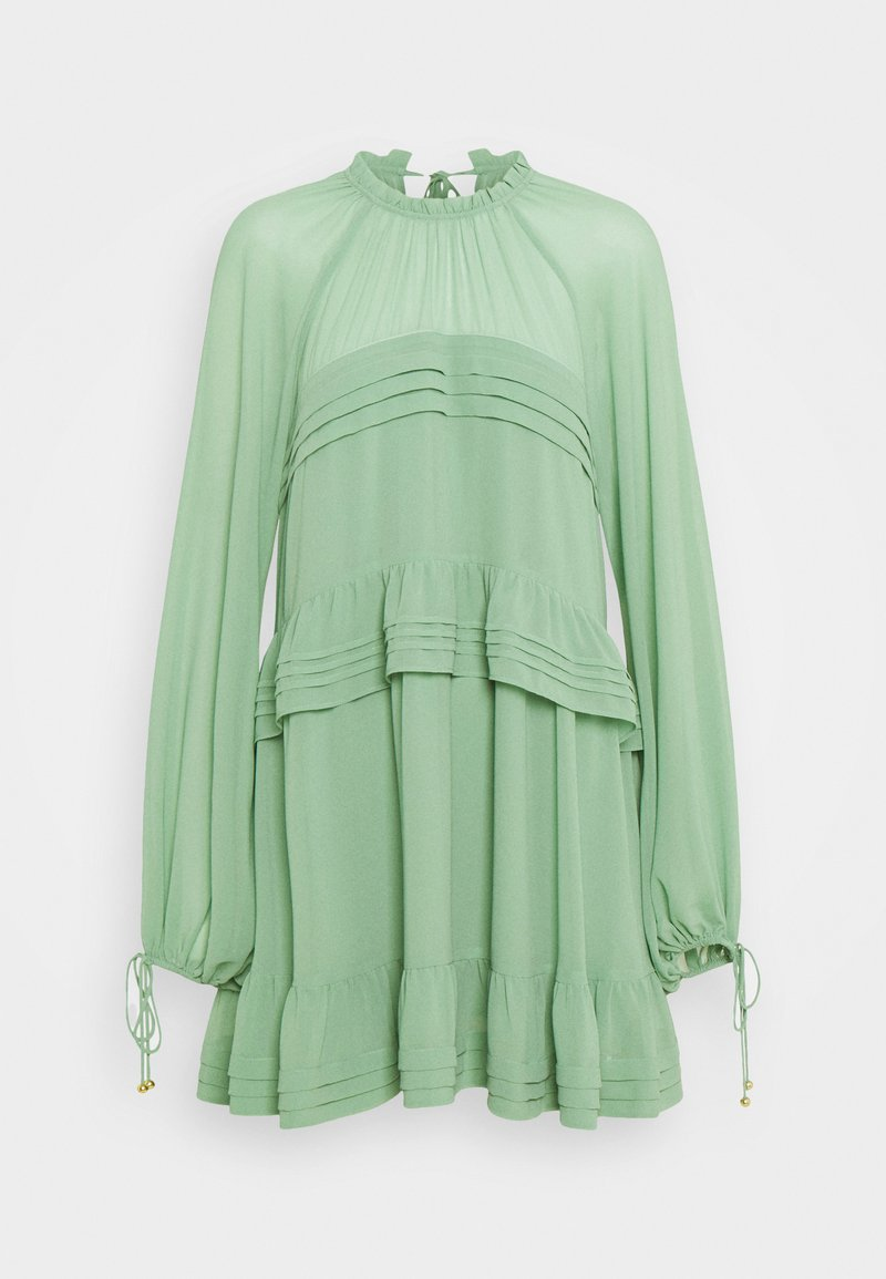 Forever New - TIERED MINI - Day dress - mint