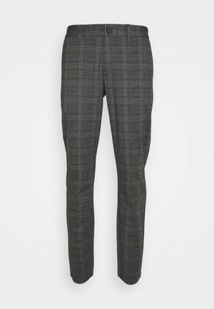 ONSMARK PANT - Trousers - dark grey melange