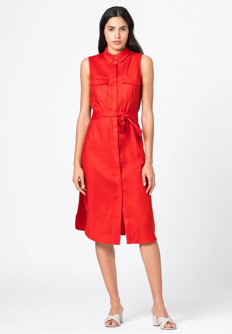 HALLHUBER - Shirt dress - geranie