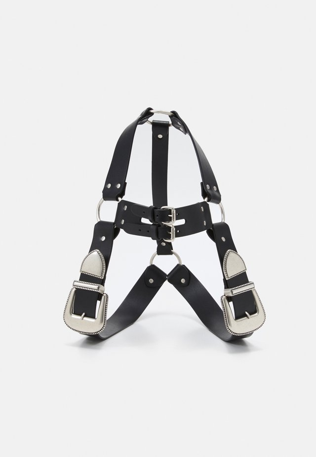 BELTS VAQUERO HARNESS - Vyö - black