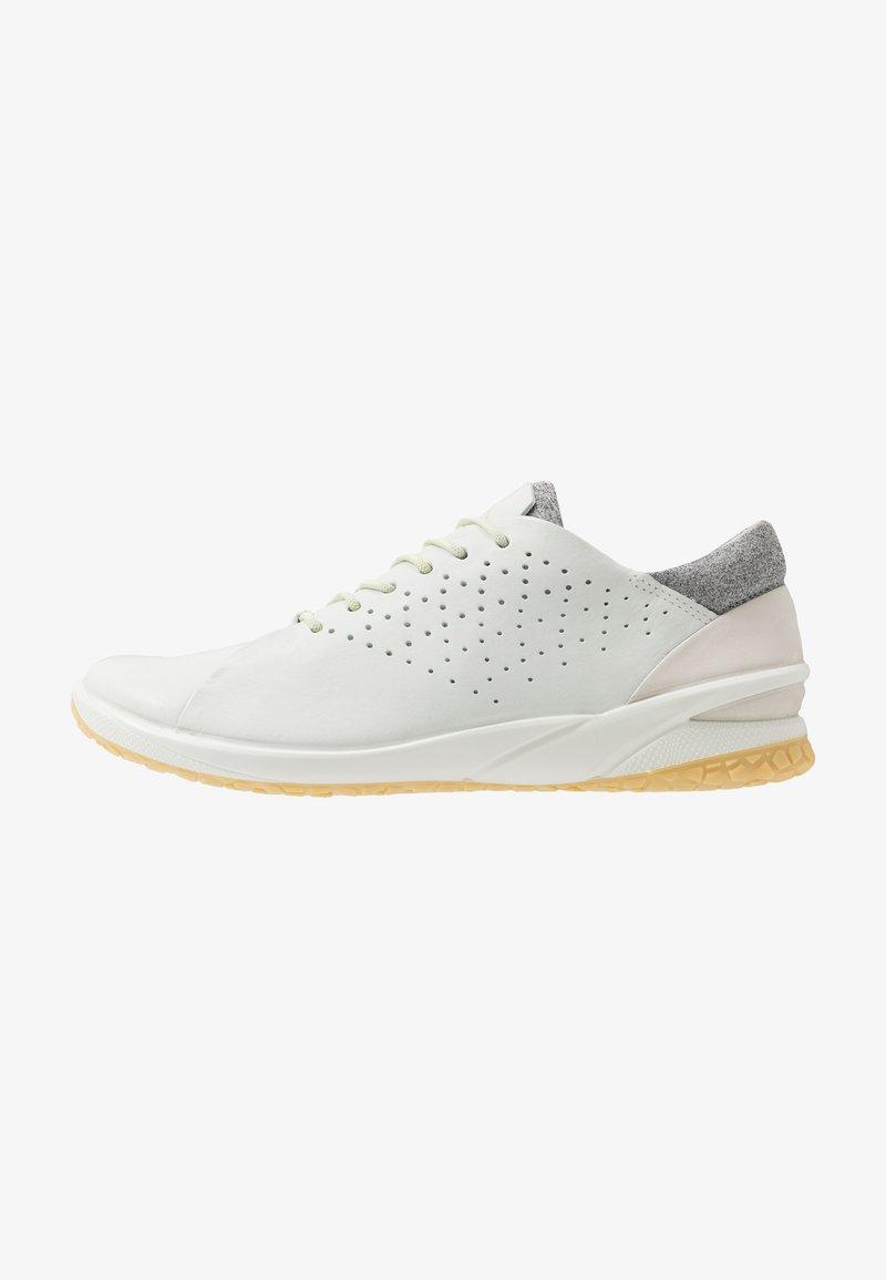 ECCO - BIOM LIFE - Sneakersy niskie - white