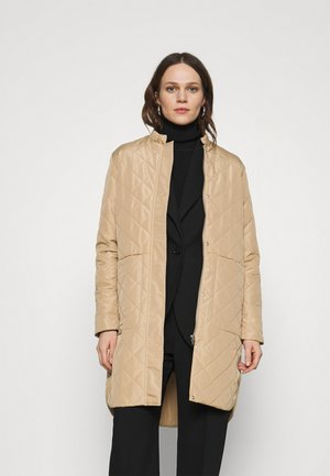 SLFFILLIPA QUILTED COAT - Bomberjacks - cornstalk