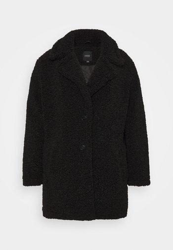 COAT - Abrigo clásico - black
