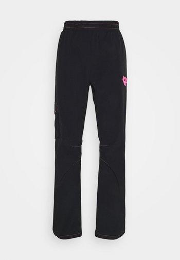JARVIS PANTS - Trousers - black