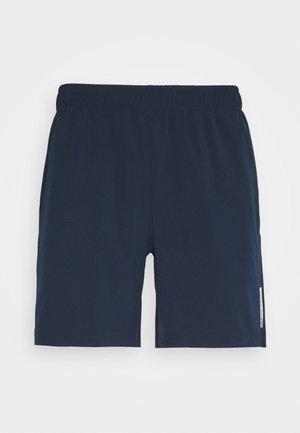 JCOZWOVEN - Sportovní kraťasy - navy blazer