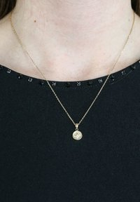 Lucardi - GALAXY STER  - Necklace - gold - 0