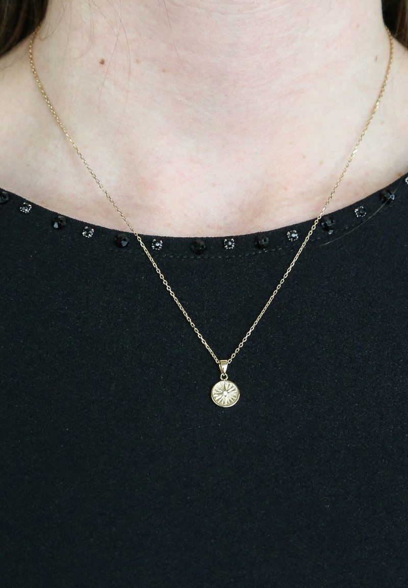 Lucardi - GALAXY STER  - Necklace - gold