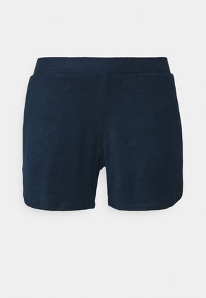 LOUNGEHOSE KURZ - Pyjama bottoms - nachtblau