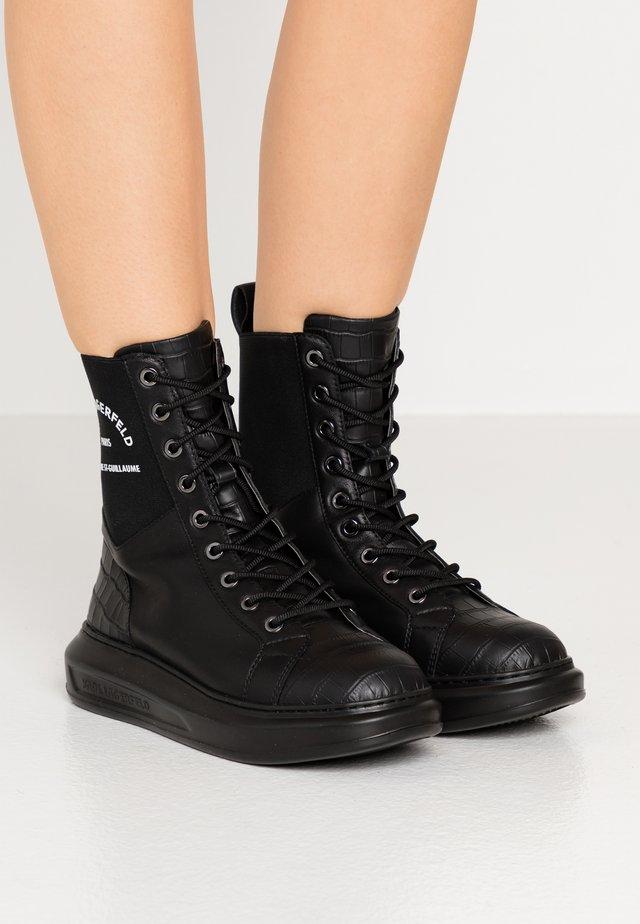 KAPRI MAISON - Sneaker high - black