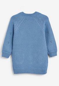 Next - Jumper dress - blue - 3