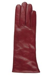 Roeckl - EDELKLASSIKER - Gloves - red/beige - 2