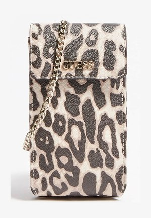 Across body bag - animalier