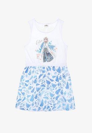ELSA  - Jersey dress - weiß