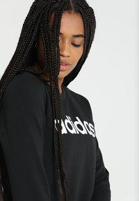 adidas Performance - Sweatshirt - black/white - 3