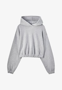 PULL&BEAR - Sweat à capuche - grey - 6