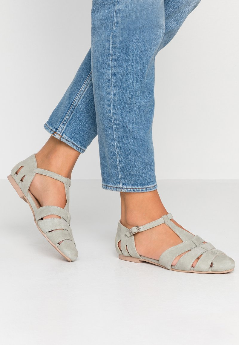 Pier One - Loafers - grey