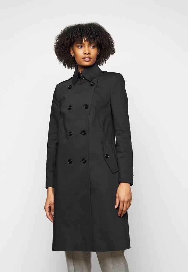 HARLESTON - Klassisk frakke - black