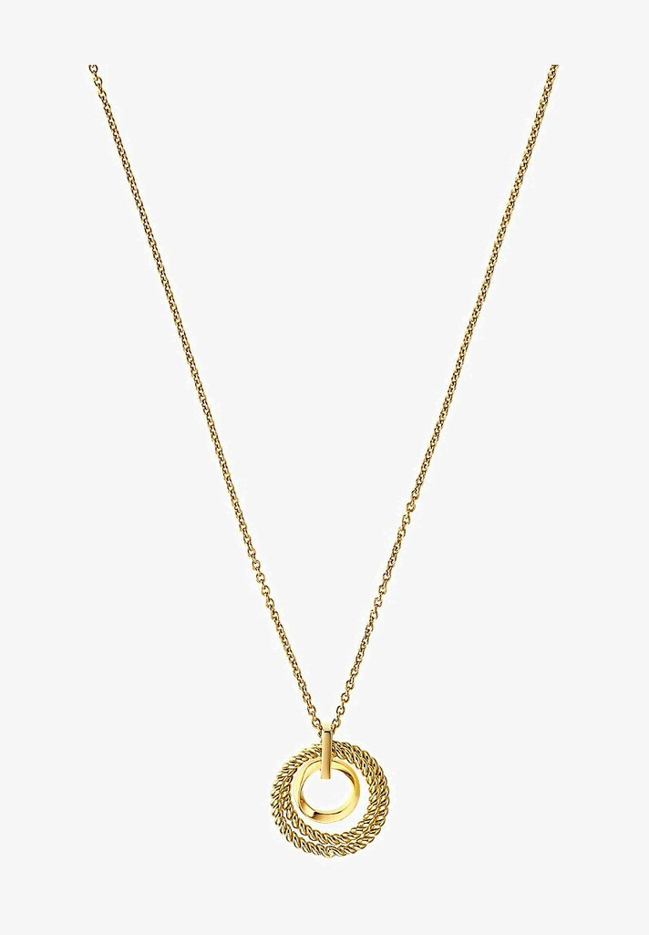 JETTE - Necklace - gelbgold