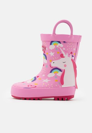 OLYMPIA - Wellies - pink
