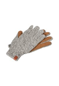 Bickley+Mitchell - Gloves - grey twist - 1